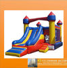 inflatable slide ,inflatable castle slide