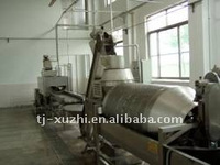 fully automatic Fresh potato chips production line