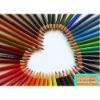 Rainbow color pencil