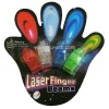 Christmas Gift 4 X LED Laser Finger beam