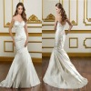 Gorgeous New Design Arabic Wedding Dress (BS559)