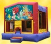 jumping castles inflatable little mermaid in stock now A2004