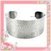 Big silvery fashion hot selling bracelet jewelry