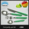 full-tank colorful stainless steel cutlery