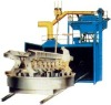 Trolley Type Shot Blasting and Air Blasting Machine