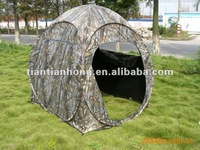 "2 People camouflage Hunting Tent of size 68""*68""*65"""