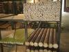 Insulation phenolic cotton cloth rods 3725