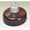 anti-pollution suspension porcelain insulator HXP-70 series