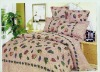 100% polyester jacquard bedding set