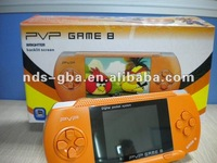 new arrival product pvp2 sega game player wth super wide lor LCD