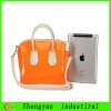 2013 new model lady customized pvc handbag shoulder bag
