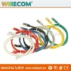 CE SGS 1M 2M 3M 24AWG OEM Package Cat5e Jump Wire