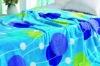 anti-pilling soft blanket/ polyester blanket