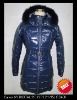 Attractive woman jacket