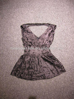 satin women's dress evening fashion clothing