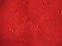 Velour jacquard carpet