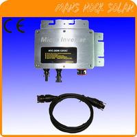 260W output 120Vand 230V AC MPPT solar power micro inverter