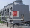 Energy Saving Low Noise Fiberglass FRP GRP Cross Flow Cooling Tower