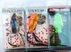 15g 40mm Frog Baits Fishing Lures Topwater SwimBait Mixed Colour mixedlot Tanka
