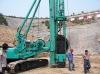 YD5 full hydraulic multi functions pile hammer
