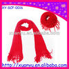 Fashion Knitting Acrylic fibers Women BKW Scarf
