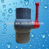 High quality pvc ball valves China direct sales