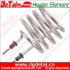 Polished Stainless Steel Tubular Electric Heater