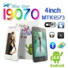 I9070 Android 2.3 3G Smart Phone MTK6513 4.0 inch WVGA Screen Dual SIM Dual Cameras
