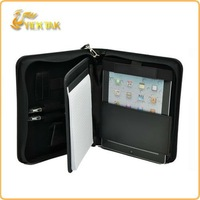 2012 personal pu organizer for ipad with high quality