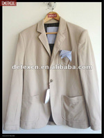 Men cotton jersey suit