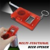 Bottle Opener with keyring ZL158