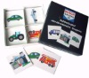 Mini Educational Puzzles Cards with OEM Size style/Customised Design