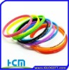 2012 New Fashion silicone power wristband