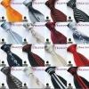 New design microfiber Ties