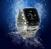 stainless steel waterproof watch mobile phone W818