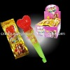 Light up Lollipop(Heart)/light candy