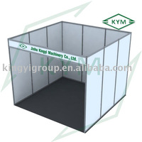 3*3m exhibition stand / stall / booth