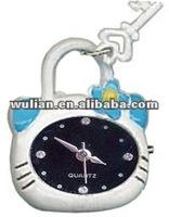 Hot Sale 2012 Charm Popular OEM Keychain Watch sk-26 Best selling!
