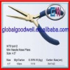 stainless needle nose pliers