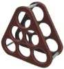 Plastic Wine Rack 6 Bottles