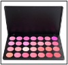 Pro 28 colors makeup blush palette face powder