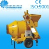 Lowest price in china JDC350 Portable Concrete mixer