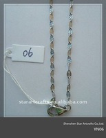 YN06 pupular stainless steel necklace for pendants