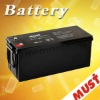 Long Service Life 12v160ah traction battery