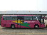 12meter tourist bus GL6127HKC tourism bus for sale
