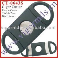 (CT-0463S) Cigar Cutter / Tobacco Guillotine Cutter