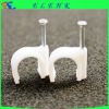 CN1001Q PE white cable clips