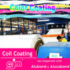 (High Quality)1600mmWidth Steel/Aluminum Coil Coating Line/Painting Machine(CE & ISO9001Certification)