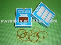 rubber band in box