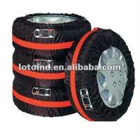 car tire pocket cover